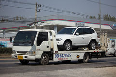 Suwit Slide On Tow truck for emergency car move Royalty Free Stock Photos