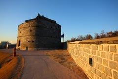 Suwon-Festung Stockbilder