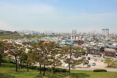 Suwon, South Korea Royalty Free Stock Photos