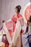 Suyanrong célèbre d'actrice d'opéra taiwanais de Chinois photo libre de droits