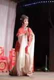 Suyanrong d'actrice, distillateurs jinyuliangyuan d'opéra taiwanais photos stock