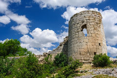 Suyren Fortress Royalty Free Stock Image