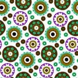 Suzani pattern Stock Image