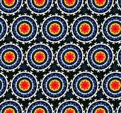 Suzani pattern Stock Photo