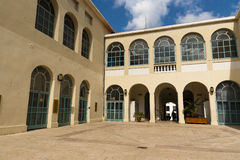 Suzanne Dellal Center Neve Tzedek Israel Royalty Free Stock Photo