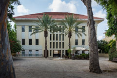 Suzanne Dellal Center in Neve Tzedek Stock Photos