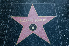 Suzanne Somers Obrazy Stock