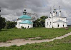 suzdal的俄国 免版税库存图片