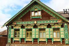 suzdal的俄国 库存照片