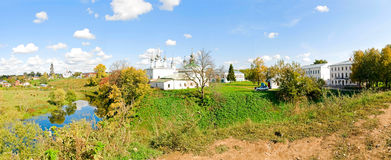 Suzdal Royalty Free Stock Photos