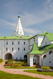 Suzdal. Ancient kremlin in the Russian Suzdal town (XII century Stock Photo