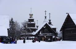 Suzdal Stock Foto