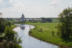 Suzdal Stockfotos