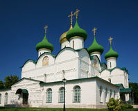Suzdal-antigo um templo Imagens de Stock