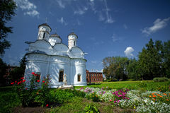 Suzdal church Stock Images