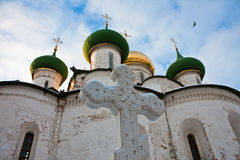 Suzdal church Stock Photography