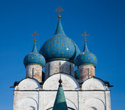 Suzdal church. Photo of Suzdal church, Russia Royalty Free Stock Photo