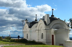 Suzdal, Deposition Cathedral Royalty Free Stock Photo