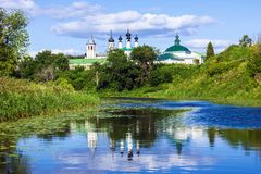 Suzdal, Golden Ring of Russia Royalty Free Stock Photos