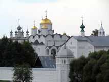 Suzdal Golden ring of Russia Royalty Free Stock Images
