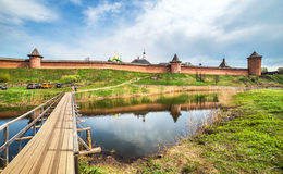 Suzdal. Golden Ring of Russia Stock Photography