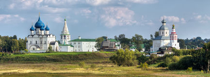 Suzdal. Golden Ring of Russia Royalty Free Stock Images
