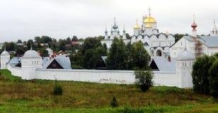 Suzdal, het Kremlin Royalty-vrije Stock Fotografie
