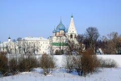 Suzdal. Kremlin. Royalty Free Stock Image