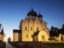 Suzdal Kremlin  (Golden Ring of Russia) Stock Photos