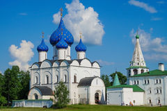 Suzdal Kremlin Royalty Free Stock Photos