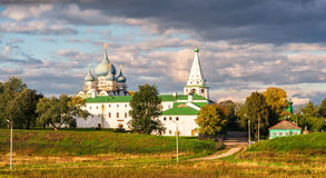 Suzdal Kremlin, Russia Stock Images