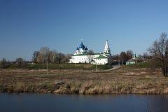 Suzdal Kremlin. Russia, Vladimir region, Suzdal. Stock Images