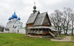 Suzdal Kremlin, Russia Stock Photography