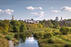Suzdal' La Russia Immagini Stock Libere da Diritti