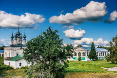 Suzdal. Nativity Cathedral Stock Photo