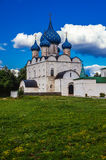Suzdal. Nativity Cathedral Stock Image