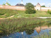 Suzdal, Rússia Foto de Stock Royalty Free