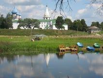 Suzdal, Rússia fotografia de stock royalty free