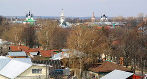 Suzdal in Russia Royalty Free Stock Images