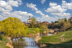 Suzdal. Russia Royalty Free Stock Image