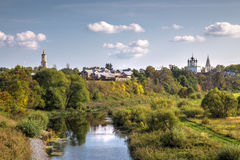 Suzdal. Russia Royalty Free Stock Images