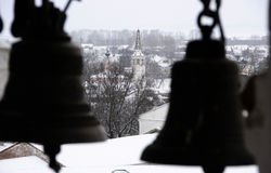 Suzdal Royalty Free Stock Photo