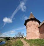 Suzdal, Russland Lizenzfreies Stockfoto