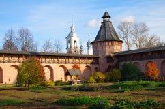Suzdal, The Saviour Monastery of St. Euthymius Stock Photography