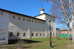 Suzdal. Spaso-efimovsky kloster. Fotografering för Bildbyråer