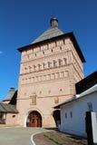 Suzdal. Spaso-efimovsky kloster. Royaltyfri Foto