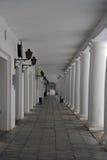 Suzdal. Trading stalls Stock Image