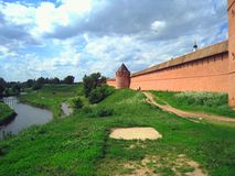 Suzdal. World as it is close to you Royalty Free Stock Images