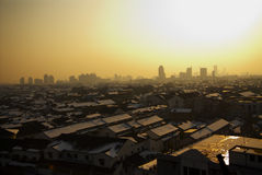 suzhou βραδιού της Κίνας Στοκ φωτογραφία με δικαίωμα ελεύθερης χρήσης