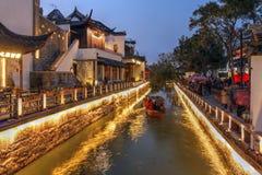 Suzhou, Κίνα στοκ φωτογραφία
